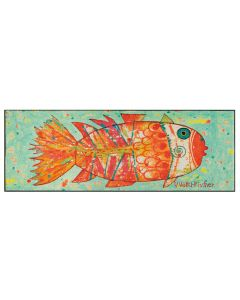 TAPPETO FUNKY FISH 75*190 WASH AND DRY