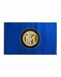 TAPPETO CON ANTISCIVOLO INTER  F.C. PRODOTTO UFFICIALE