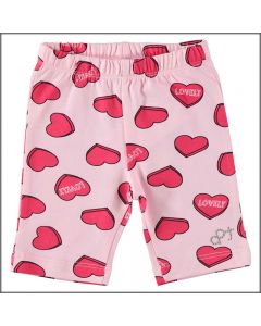 LEGGINGS CORTO NEONATA 5W620 DODIPETTO