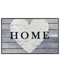 TAPPETO HEART AT HOME WASH AND DRY KLEEN TEX