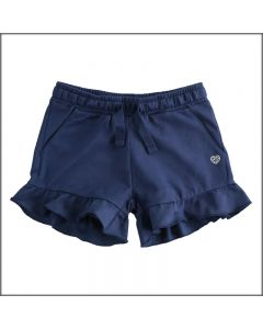 SHORT DA BAMBINA IN COTONE 5J413 DODIPETTO
