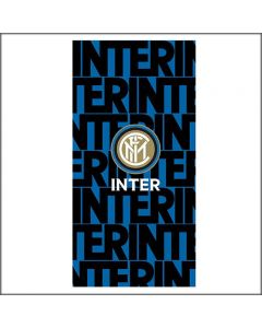 TELO MARE INTER 70*140 OFFICIAL PRODUCT INTERNAZIONALE F.C.